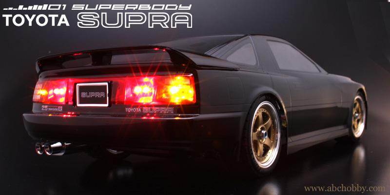 Toyota Supra Mk3 >> ABC HOBBY.com